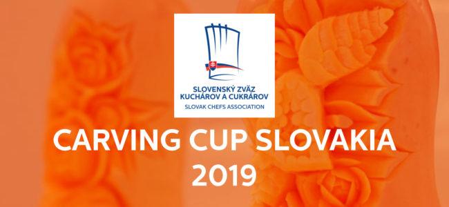 Vyhlásenie súťaže vo vyrezávaní do ovocia a zeleniny 2019
