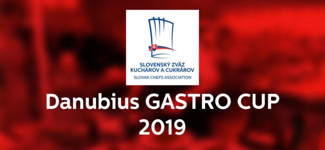Danubius GASTRO CUP 2019