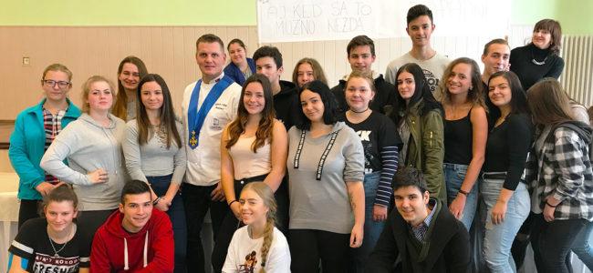 Poznáme finalistov súťaže Skills Slovakia Junior GASTRO METRO CUP 2018 / 2019