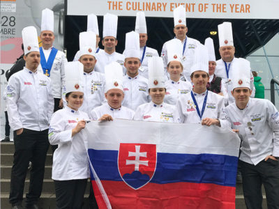EXPOGAST 2018 – ZLuxemburgska sme priviezli bronz
