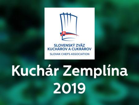 Kuchár Zemplína 2019