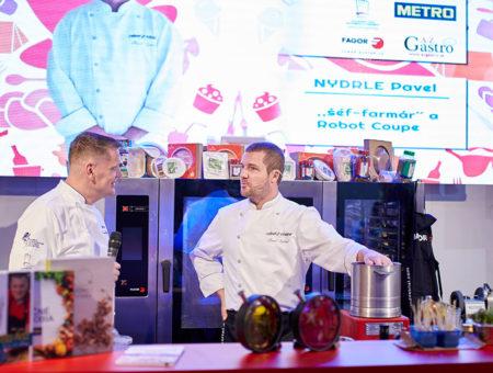 Špičkoví kuchári pripravovali ochutnávky pre návštevníkov