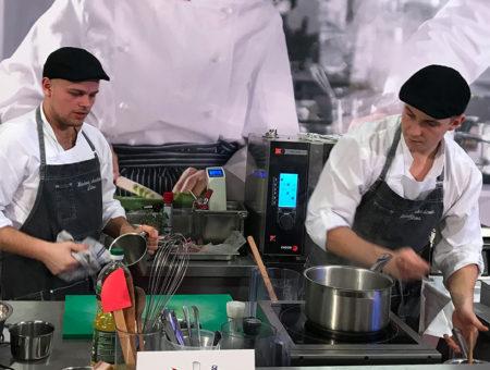 Výsledková listina  Finálového kola celoštátnej súťaže SKILLS SLOVAKIA Gastro Junior METRO CUP  2018 / 2019 vodbore kuchár
