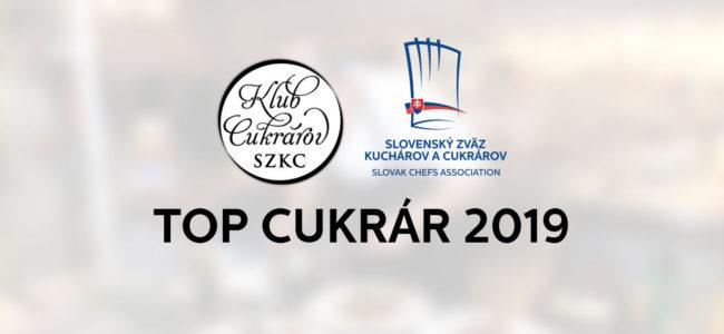 TOP CUKRÁR 2019