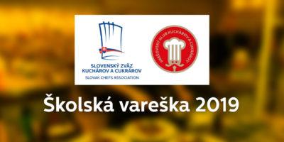 Poznáme finalistov súťaže ŠKOLSKÁ VAREŠKA 2019