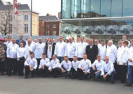 Prezidenti európskych kuchárskych a cukrárskych zväzov sa zišli v belgickom Mechelene