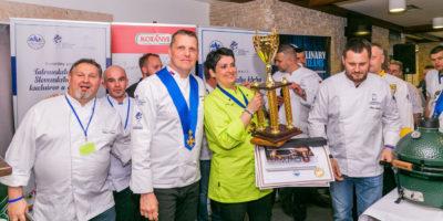 Výsledky súťaže Tatranský kuchár 2019