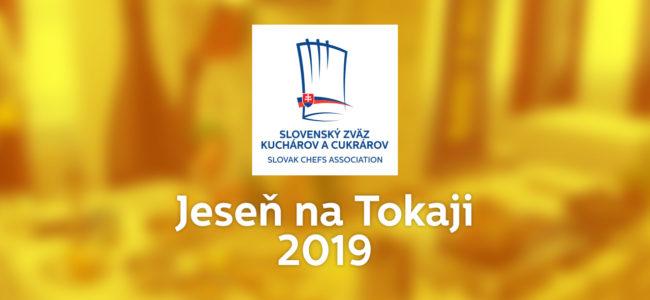 Vyhlásenie súťaže Jeseň na Tokaji 2019