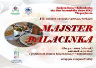 Majster palacinka 2019