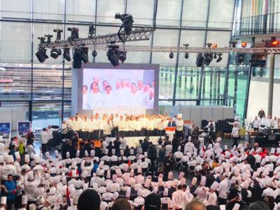 Olympiáda kuchárov IKA 2020, najväčšia a najprestížnejšia súťaž kuchárov a cukrárov sa po prvý krát konala v Stuttgarte