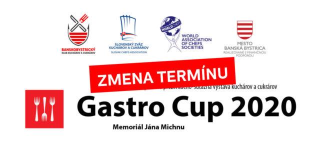 Zmena termínu konania podujatia  BB-Gastro Cup 2020 Memorial Janka Michnu