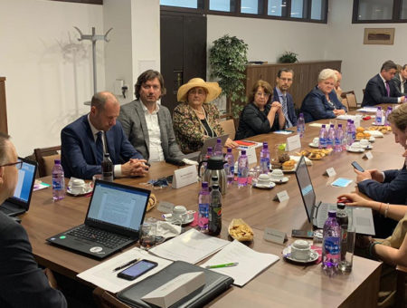 Stretnutie zástupcov cestovného ruchu s podpredsedom Národnej rady SR