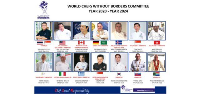 Vojto Artz sa stal členom Výboru WACS Worldechefs without Borders 2020 – 2024