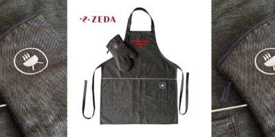 Sada oblečenia ku grilu od spoločnosti ZEDA s.r.o
