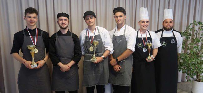 Výsledky FINÁLOVÉHO KOLA celoštátnej súťaže Skills Slovakia Junior GASTRO METRO CUP 2020/2021, odbor kuchár