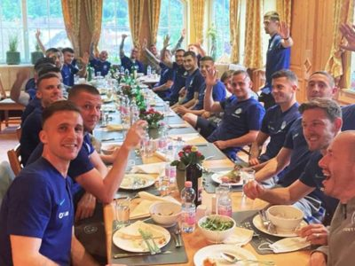 Slovenským futbalistom na EURO 2020 varí viceprezident SZKC Braňo Križan